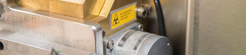 energy dispersive x-ray fluorescence analyzer detail, xrf instrument mechanics