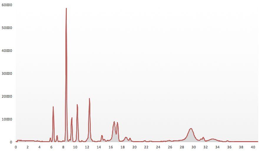 Xore Boxray onstream XRF analyzer spectrum EDXRF detector